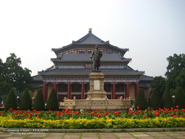 Nhà tưởng niệm Tôn Trung Sơn