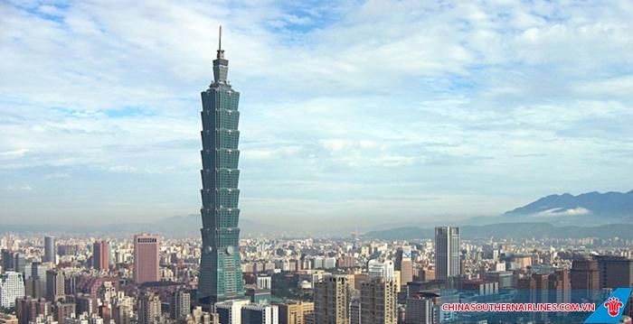 Taipei 101 - Đài Loan