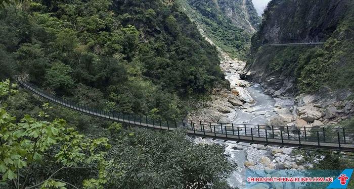 Công viên quốc gia Taroko Gorge - Đài Loan