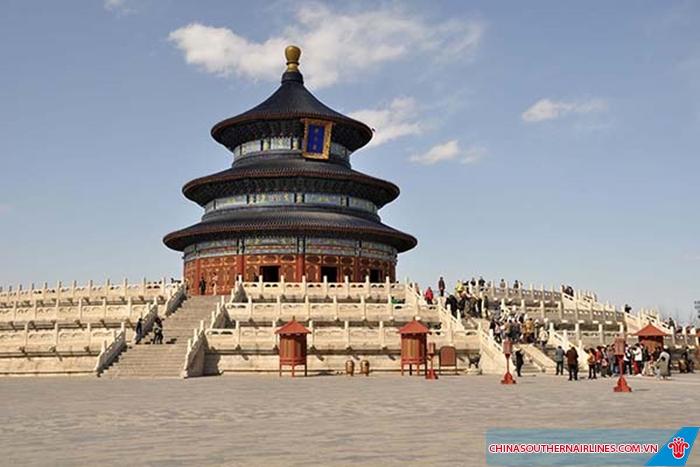 Điện Thiên Đàng - Trung Quốc