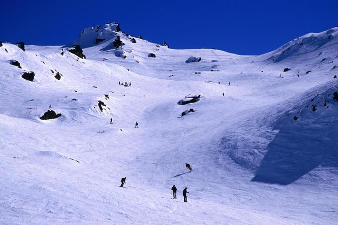 Hấp dẫn du lịch trượt tuyết ở Úc
