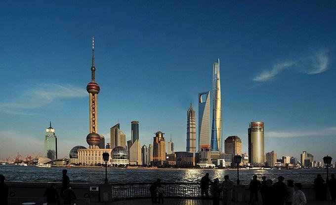 Trải nghiệm thành phố Thượng Hải