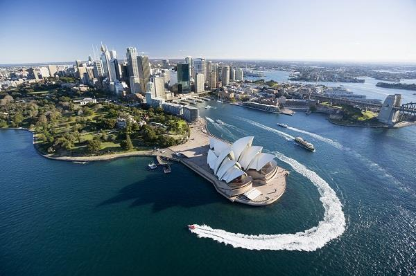 Giá vé máy bay đi Úc