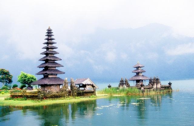 Bali thiên đường du lịch châu Á