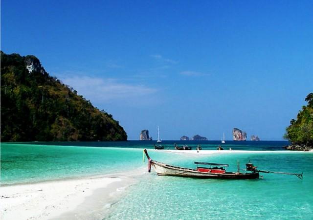 Du lịch thành phố krabi