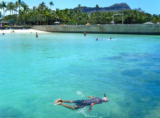 Waikiki nàng giai nhân quyến rũ