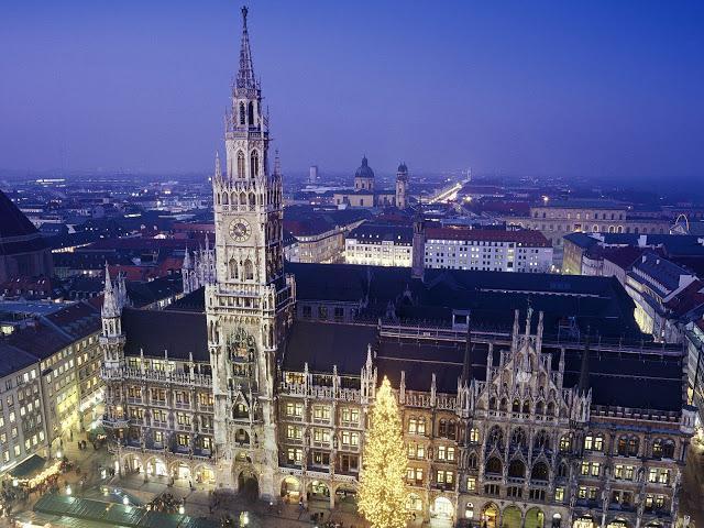 Vé máy bay giá rẻ đi Munich