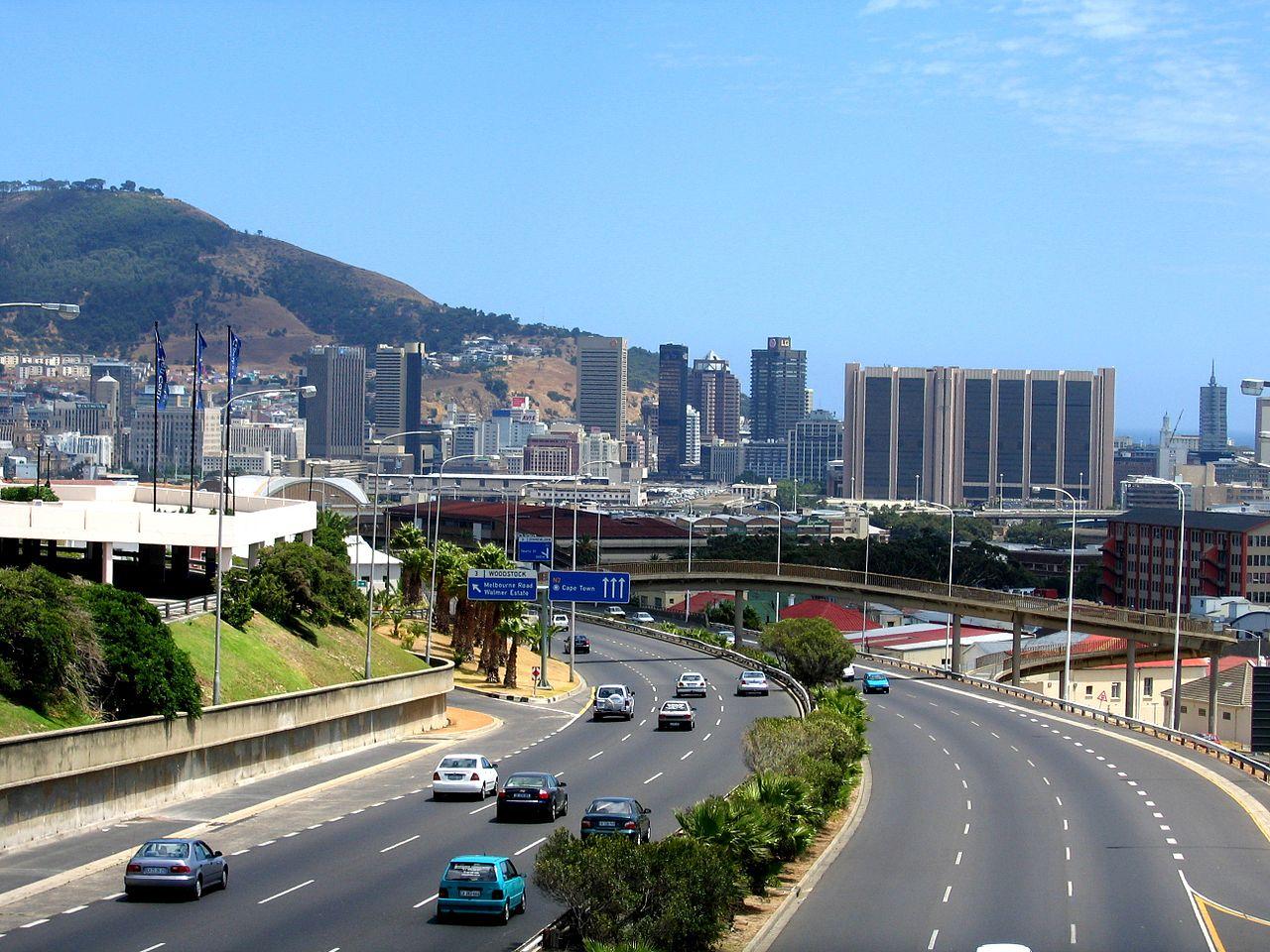 Ghé thăm thành phố Cape Town