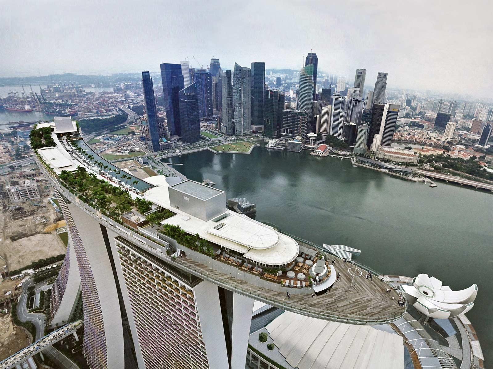 Singapore điểm đến thú vị