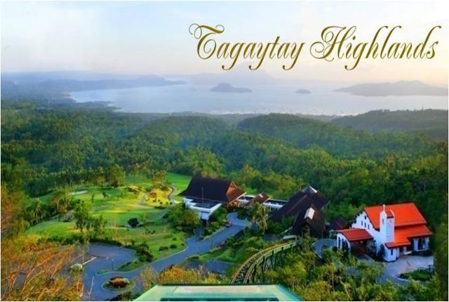 """Tagaytay """"kinh đô mùa hè"""" của Philippines"""