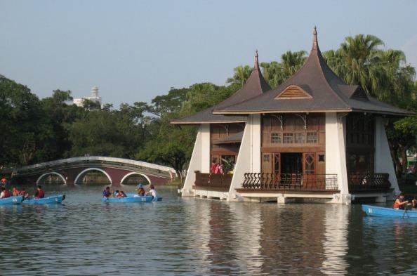 Du lịch thành phố Đài Trung