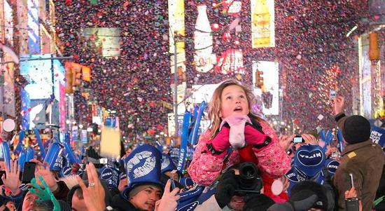 Phong tục đón năm mới ở Đức