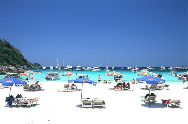 Du lịch biển xanh Phuket