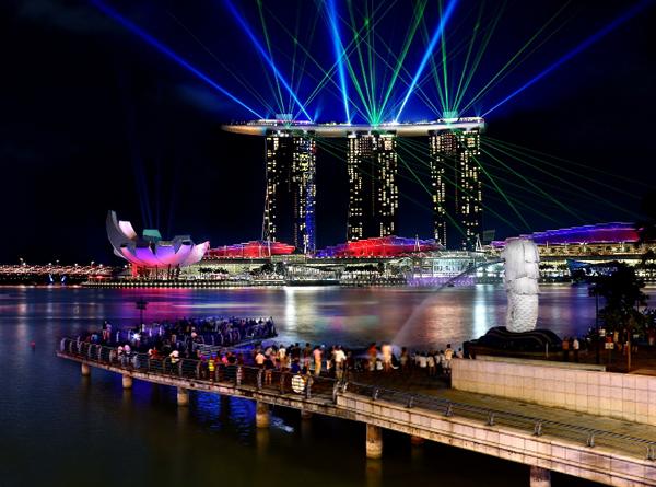 Những hoạt động thú vị ở singapore