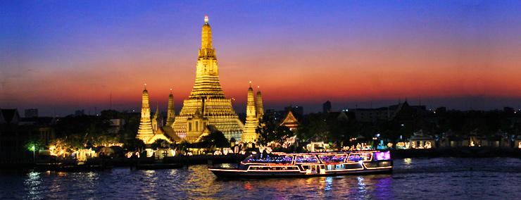 Vé máy bay Hồ Chí Minh đi Thái Lan giá rẻ