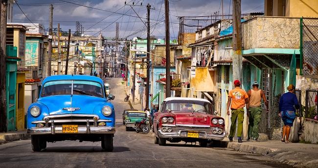 Havana thành phố du lịch của Cuba