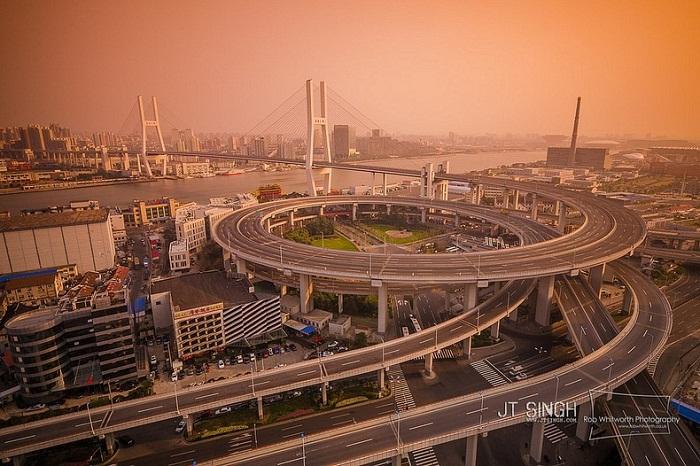 Cầu Nam Phố - nét đẹp Thượng Hải