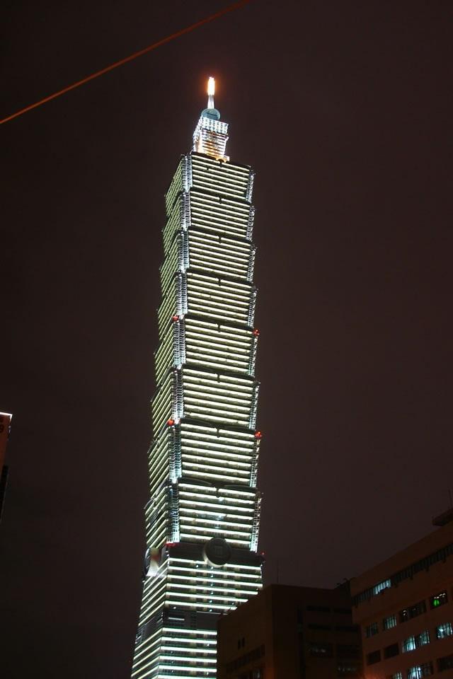 Khám phá tháp Taipei 101 Đài Loan