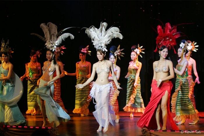 Trải nghiệm sex show ở Thái Lan