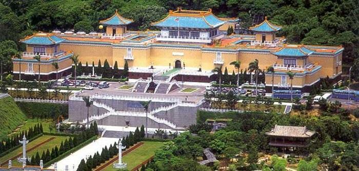 bảo tàng cung điện quốc gia Đài Bắc
