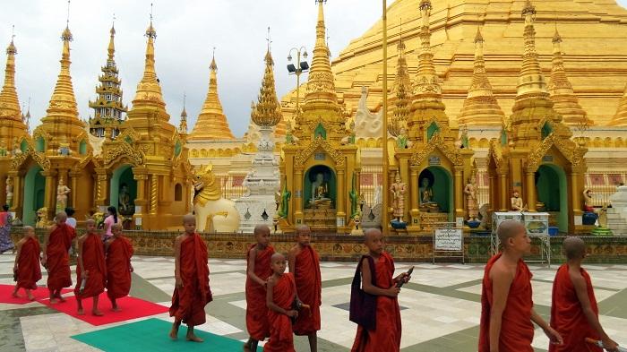 Vé máy bay đi Yangon từ Hà Nội