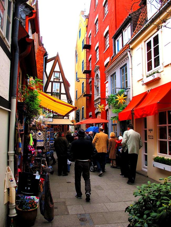 Bremen thành phố cổ của nước Đức