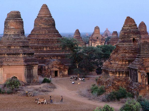 Mua vé máy bay đi Myanmar ở đâu