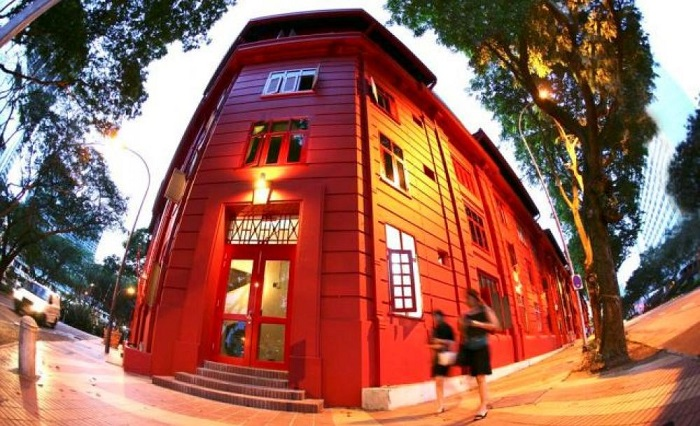 Ghé thăm bảo tàng Red Hot Design