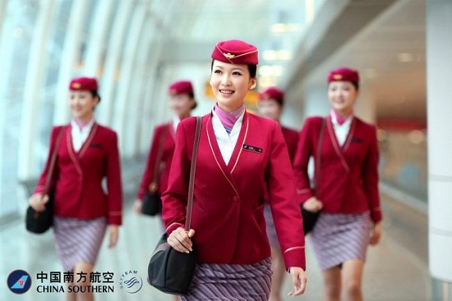 Thông tin về hãng hàng không China Southern Airlines