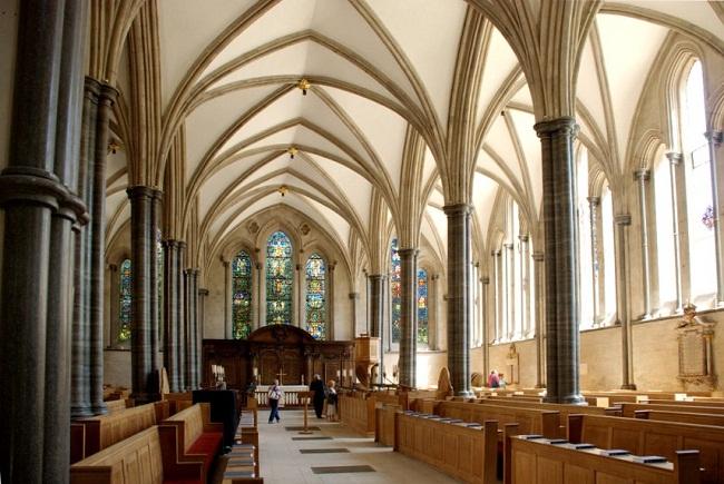 Nhà thờ Temple ở Anh