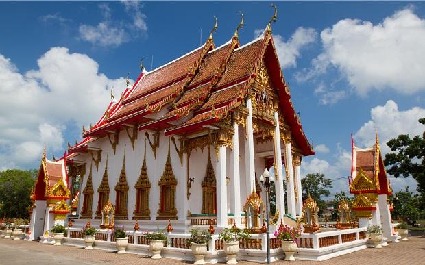 Phuket thiên đường du lịch nhiệt đới Thái Lan