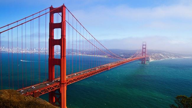 Vé máy bay Hồ Chí Minh đi San Francisco