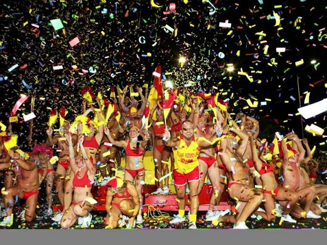 Mardi Gras lễ hội người đồng tính ở Úc
