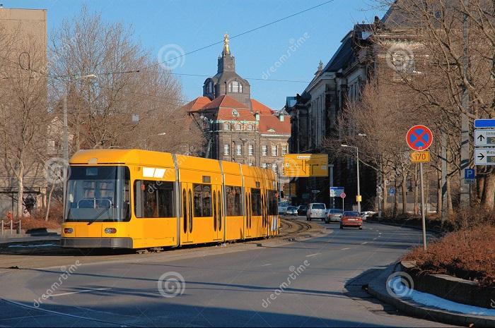 Dạo chơi ở Dresden Đức