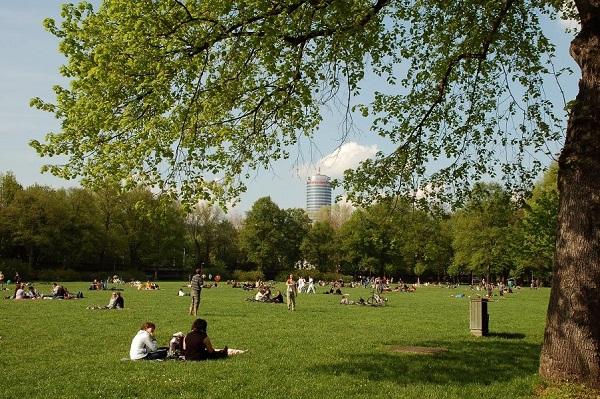 Công viên ở Đức