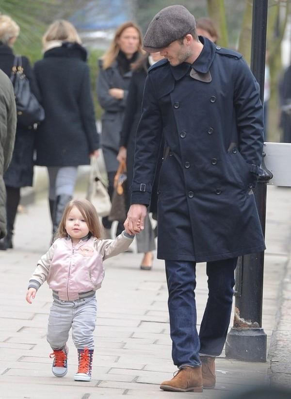 Người London rất thích đi bộ