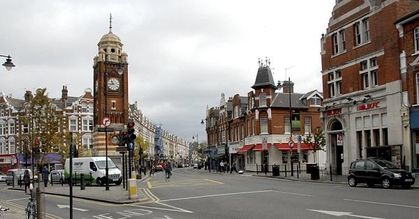 Đường phố ở London