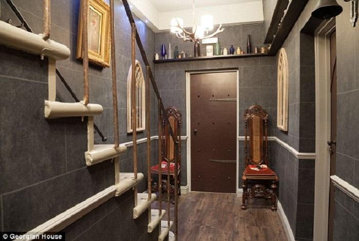 Người quản lý khách sạn Georgian House cho biết họ muốn làm mọi thứ để chiều lòng những khách hàng nhí khi cùng bạn bè và gia đình đến ở tại khách sạn
