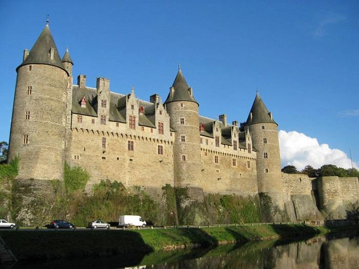lâu đài Công tước Brittany
