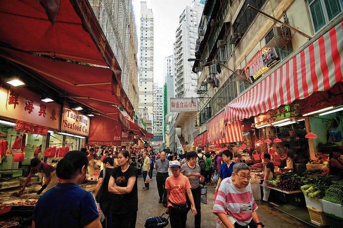Hong Kong là thiên đường của các món ăn vặt