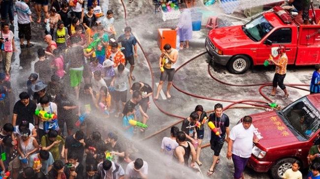 Lễ hội té nước