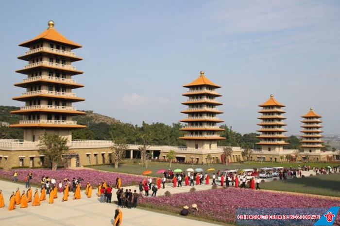 Phật Quang Sơn tự ở Đài Loan
