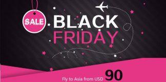 China Southern Airlines KM vé khứ hồi từ 90 USD