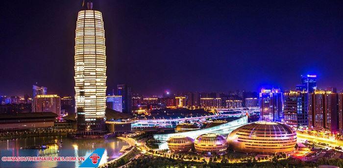 Du lịch Trịnh Châu - Trung Quốc