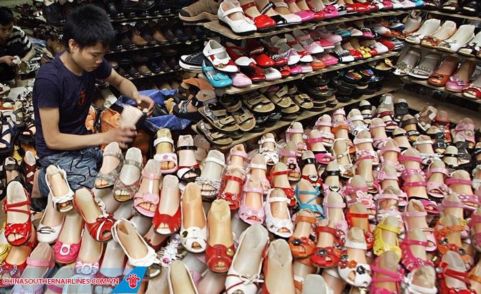 Thả phanh mua sắm khi đi du lịch Quảng Châu, Trung Quốc