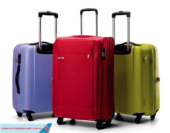 Những hành lý không được mang lên máy bay của China Southern Airlines