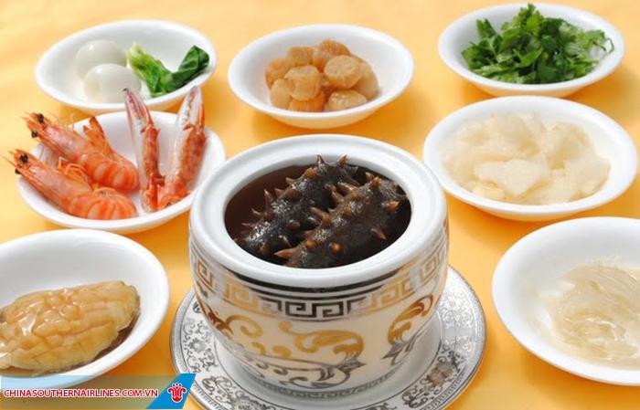 """Món ăn """"kì lạ"""" của mãnh hổ kinh tế Châu Á Đài Loan"""