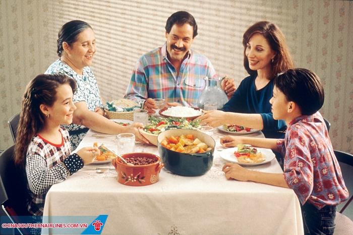 Lưu ý khi sử dụng đồ ăn ở Đức