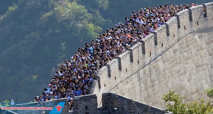 """Những điểm đến """"buốt giá cứng đơ người"""" khi đi du lịch Trung Quốc"""