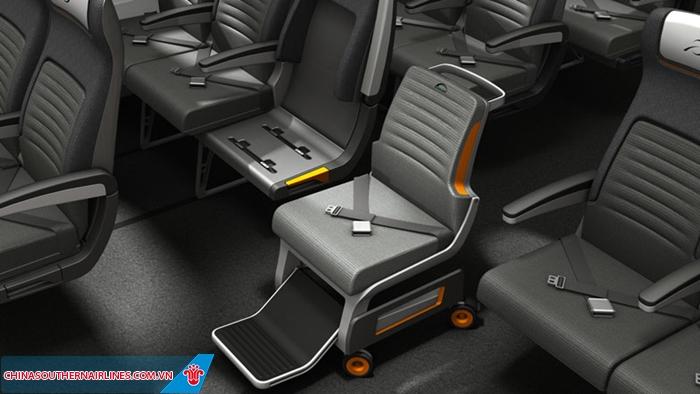 China Southern Airlines đồng hành cùng người khuyết tật trên các hành trình.